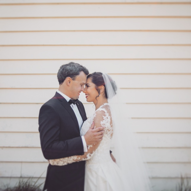 Hannah + Sefton's Wedding; 8 April 2017; Thames Wedding Photography